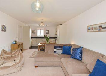 Thumbnail 2 bedroom flat for sale in Bonaire Grange, Newton Leys, Milton Keynes