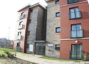 Thumbnail 2 bed flat for sale in Frappell Court, Central Way, Warrington