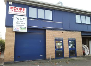 Thumbnail Industrial to let in Devizes Trade Centre, Hopton Park Industrial Estate, Devizes