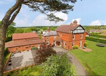 Thumbnail 6 bed detached house for sale in Rostholme, Kirkbampton, Carlisle, Cumbria