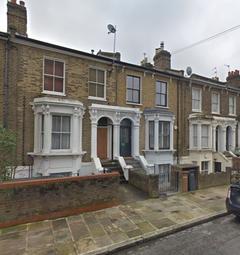 Thumbnail 2 bed flat to rent in Penshurst Road, London