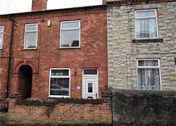 Thumbnail 3 bedroom terraced house for sale in South Street, South Normanton, Alfreton, Derbyshire