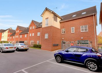 Thumbnail 2 bed flat for sale in 8 Partridge Close, Crewe, Cheshire