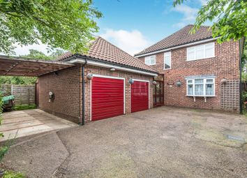 Thumbnail 3 bed detached house for sale in Thorpe Avenue, Thorpe St. Andrew, Norwich