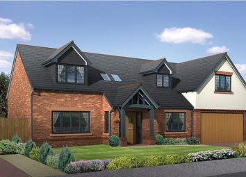 "Thumbnail 5 bed detached house for sale in ""The Wilmslow"" at Moor Lane, Wilmslow"