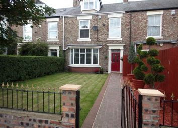 Thumbnail 4 bed terraced house for sale in Waterloo Road, Blyth