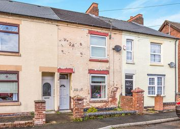 Thumbnail 3 bed terraced house for sale in Windmill Street, Church Gresley, Swadlincote