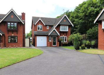 Thumbnail 4 bed detached house for sale in Coopers Close, Acresford