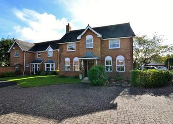 Thumbnail 4 bed detached house for sale in Ferndales Close, Up Hatherley, Cheltenham, Glos