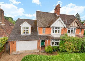 Thumbnail 5 bed semi-detached house for sale in Bridge Road, Cranleigh