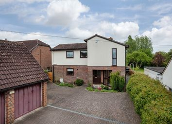 Thumbnail 5 bedroom detached house for sale in Barton Road, Haslingfield, Cambridge