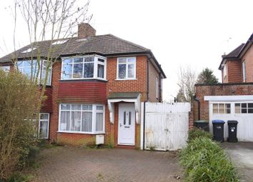 Thumbnail 3 bed property for sale in Lowther Drive, Enfield