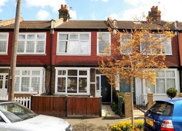 Thumbnail 2 bed terraced house for sale in Clifton Park Avenue, London