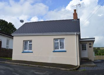 Thumbnail 2 bed bungalow to rent in Llanboidy Road, Meidrim, Carmarthen