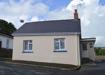 Thumbnail 2 bed bungalow to rent in Llanboidy Road, Meidrim, Carmarthen