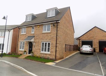 Thumbnail 5 bed detached house for sale in Clos Yr Eryr, Coity, Bridgend.