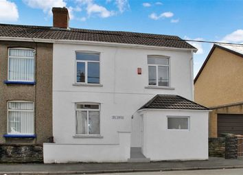 Thumbnail 3 bed semi-detached house for sale in Station Terrace, Nelson, Treharris