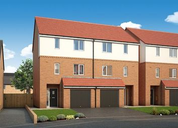 "Thumbnail 4 bed property for sale in ""The Lilac At Chase Farm, Gedling"" at Arnold Lane, Gedling, Nottingham"