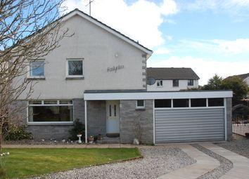 Thumbnail 4 bed detached house for sale in 14 Queen Elizabeth Drive, Castle Douglas
