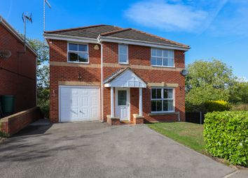 Thumbnail 4 bed detached house for sale in Leebrook Avenue, Owlthorpe, Sheffield