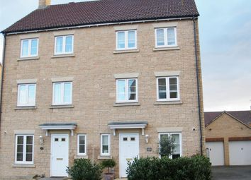Thumbnail 4 bed semi-detached house for sale in Buzzard Road, Calne