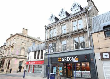Thumbnail 2 bed flat for sale in 90 A, B & C, High Street, Dunfermline, Fife