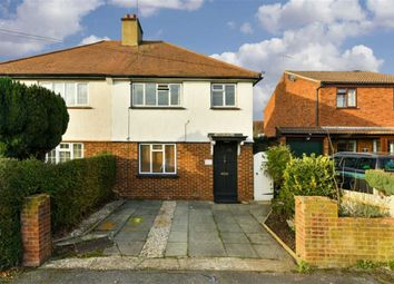 Thumbnail 3 bed semi-detached house for sale in Wheelers Lane, Epsom, Surrey