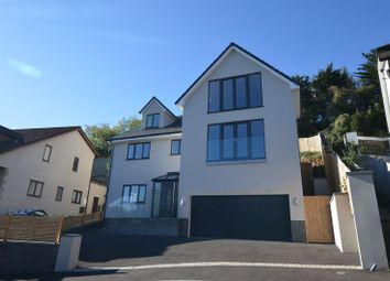 Thumbnail 5 bed detached house for sale in The Glen, Worlebury, Weston-Super-Mare