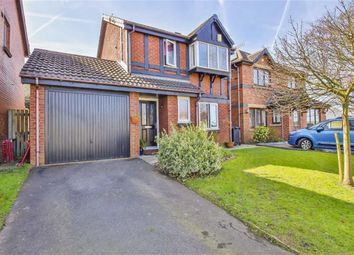 Thumbnail 4 bed detached house for sale in Aspen Fold, Oswaldtwistle, Lancashire