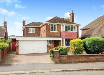 Thumbnail 4 bed detached house for sale in Queensway, Scunthorpe