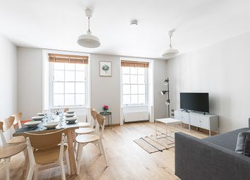 Thumbnail 3 bed flat to rent in Red Lion Street, London