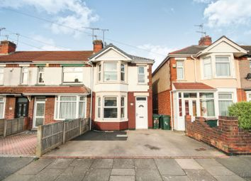 Thumbnail 2 bed end terrace house for sale in Honiton Road, Coventry