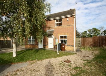 Thumbnail 2 bed terraced house to rent in Lupin Road, Lincoln, Lincolnshire