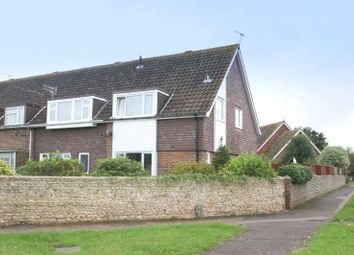 Thumbnail 3 bed end terrace house for sale in Loose Lane, Sompting Village, West Sussex