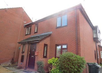 Thumbnail 2 bed flat for sale in Overdene Road, Winsford