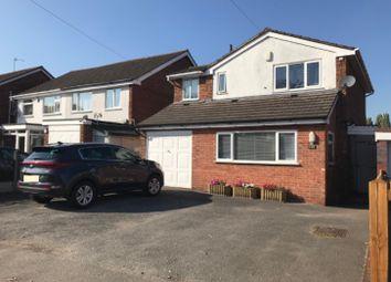 Thumbnail 3 bed detached house for sale in Cooks Lane, Kingshurst, Birmingham