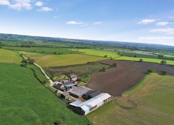 Thumbnail 5 bed farm for sale in Riseborough, Pickering