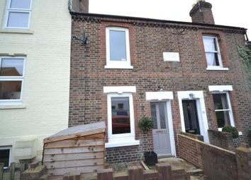 Thumbnail 2 bed terraced house for sale in Vernon Road, Tunbridge Wells, Kent