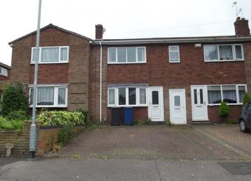 Thumbnail 2 bed terraced house for sale in Newgate Street, Burntwood, Staffordshire