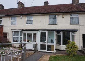 Thumbnail 2 bed terraced house for sale in Brookvale Park Road, Erdington, Birmingham