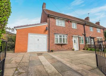 Thumbnail 4 bed semi-detached house for sale in Rough Hay Road, Wednesbury, West Midlands