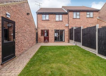 Thumbnail 3 bedroom semi-detached house for sale in Conifer Walk, Stevenage, Hertfordshire
