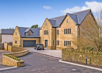 Thumbnail 5 bed detached house for sale in Burnside Fold, Blackburn Road, Turton, Bolton