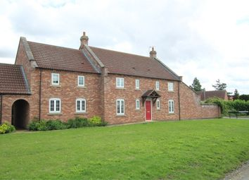 Thumbnail 5 bed link-detached house for sale in 1 Towgarth Walk, Eastrington, Howden, East Yorkshire