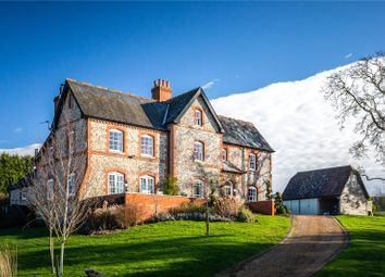 Thumbnail 6 bed property for sale in Steepleton Hill, Stockbridge, Hampshire