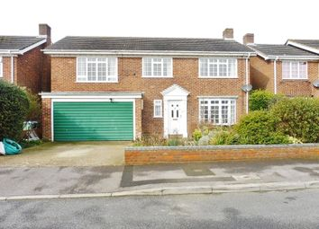 Thumbnail 4 bedroom detached house to rent in Ellerslie Close, Hill Head, Fareham