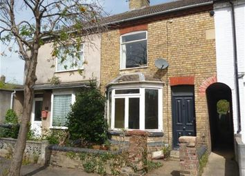 Thumbnail 3 bedroom terraced house for sale in Silver Street, Fletton, Peterborough