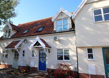 Thumbnail 2 bed terraced house for sale in Hawks Mill Street, Needham Market, Ipswich