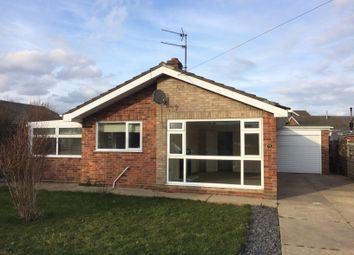Thumbnail 3 bed detached bungalow to rent in Meadow Rise, Hemsby