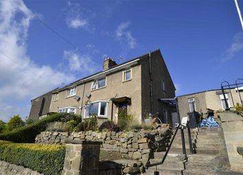 Thumbnail 3 bed semi-detached house for sale in Hurst Rise, Matlock, Derbyshire